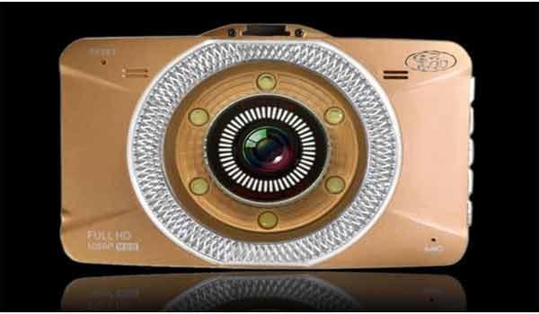 Camera hành trình có màn hình lớn và khả năng ghi hình ấn tượng D11