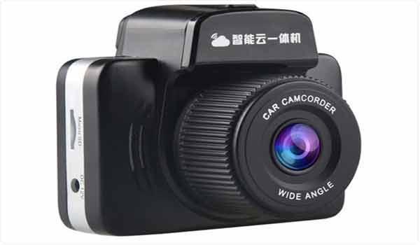 Camera hành trình độc đáo ấn tượng trên thị trường - D627 GPS
