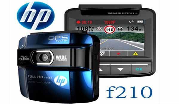 Camera hành trình F210 GPS nổi bật cao cấp