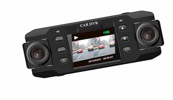 Những thiết kế độc đáo về camera hành trình X8000