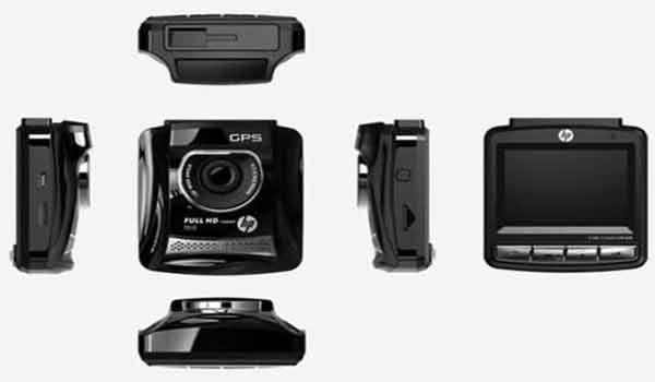 Những thông số kỹ thuật của camera hành trình HP F310
