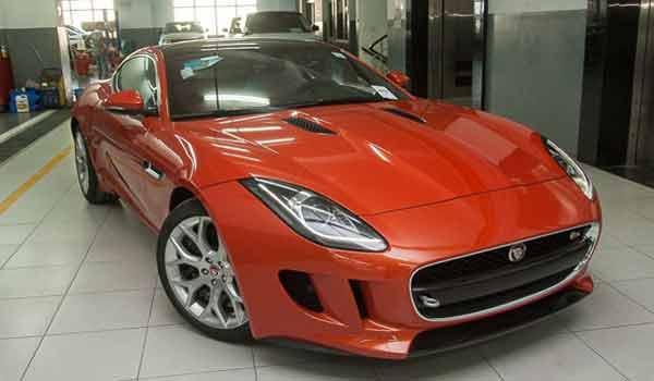 Siêu xe Jaguar F-Type S 2016 vừa nhập khẩu về Việt Nam