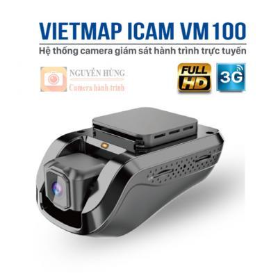 Vietmap iCam VM100 camera hành trình giám sát trực tuyến