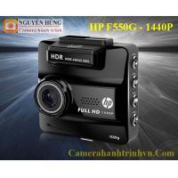 Camera Hành Trình HP F550G 2K GPS Ghi Hình Nét Cả Đêm Ngày