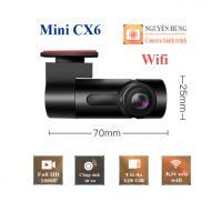 Mini CX6 Wifi – Camera hành trình nhỏ gọn nét cả ngày lẫn đêm