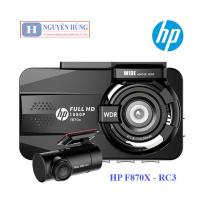 Camera Hành Trình HP F870X-RC3 Wifi GPS Cao Cấp Trước Sau