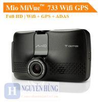 Camera Hành Trình Mio MiVue 733 - Hỗ trợ Wifi GPS Full HD