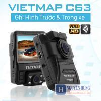Vietmap C63 - Camera Hành Trình Trước & Trong Xe C...