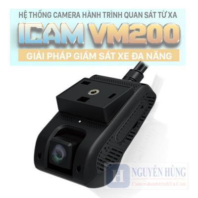 Vietmap iCam VM200 - Camera Hành Trình 2019 [3G Phát Wifi Giám Sát Từ Xa]