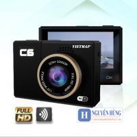 Camera Hành Trình Vietmap C6 Full HD Hỗ Trợ Wifi