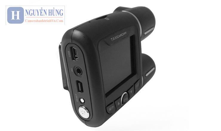 Camera Hành Trình Taxi - Wifi Trước & Trong Xe
