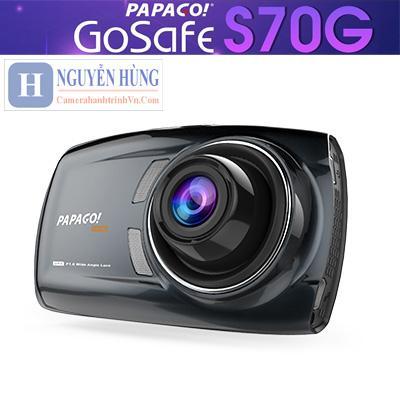 VietMap Papago Gosafe S70G Camera Hành Trình Chính hãng [Cảnh Báo Giao Thông]