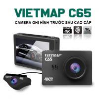 Vietmap C65 - Camera Hành Trình Trước Sau - Cảnh báo Giao Thông