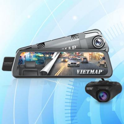 Camera Hành Trình VietMap G39 - Màn gương chống chói điện tử - Có cảnh báo GT