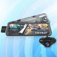 Camera Hành Trình VietMap G39 - Màn gương chống ch...