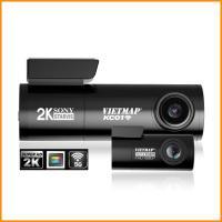 VietMap KC01/ KC01 Pro - Camera Hành Trình Wifi GPS | Ghi hình trước sau