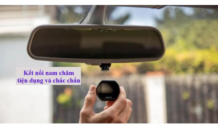 Camera hành trình Q1 - Cảm biến ảnh Sony - siêu nhỏ 360