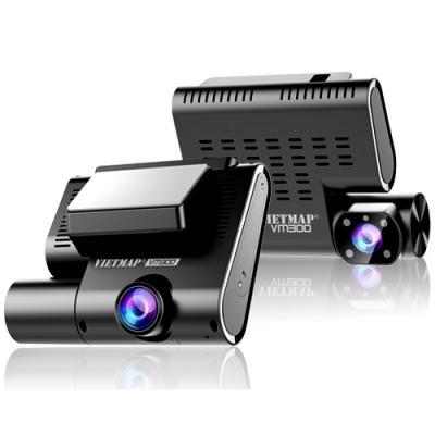 Camera hành trình Vietmap VM300 - Ghi hình trước trong xe, 4G theo dõi từ xa