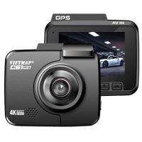 VietMap C61 Pro - Camera hành trình cảnh báo GT - Wifi 4K Sony Stravis Ver.2021